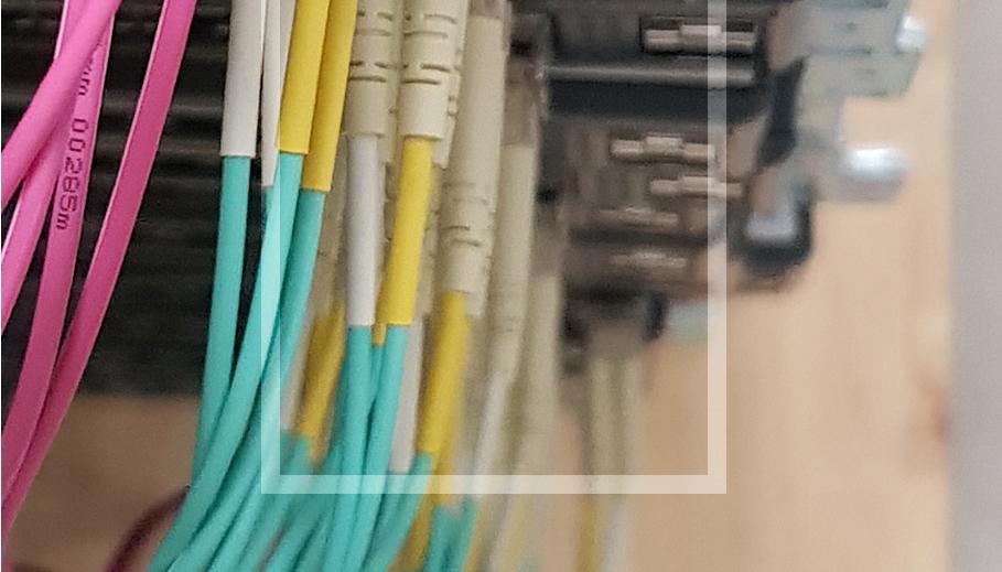 Câbles informatiques de couleur