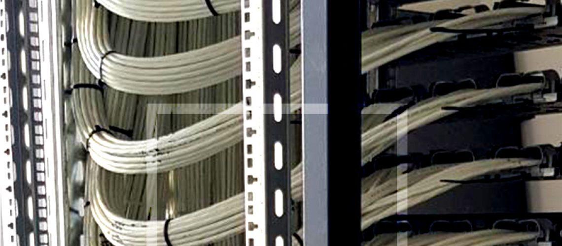 Câblage informatique pour liaisons Ethernet